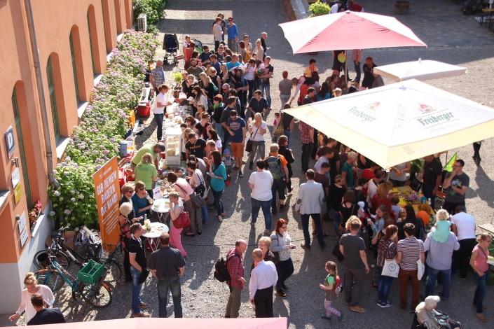"""Eroffnungsfeier von """"The Foot Assembly"""" in Chemnitz"""